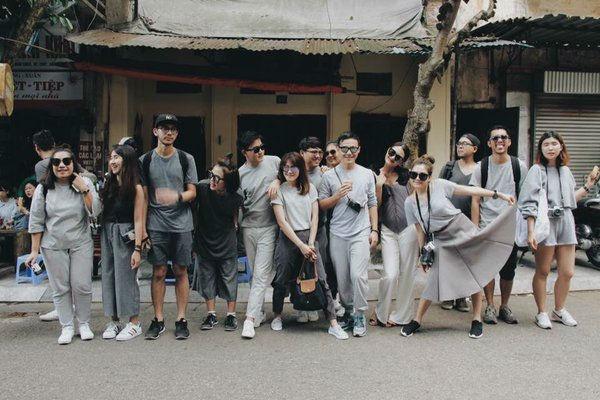 Nhom ban than Thai Lan chup anh nhu mau thoi trang tai VN hinh anh 12  Nhóm bạn thân Thái Lan chụp ảnh như mẫu thời trang tại VN
