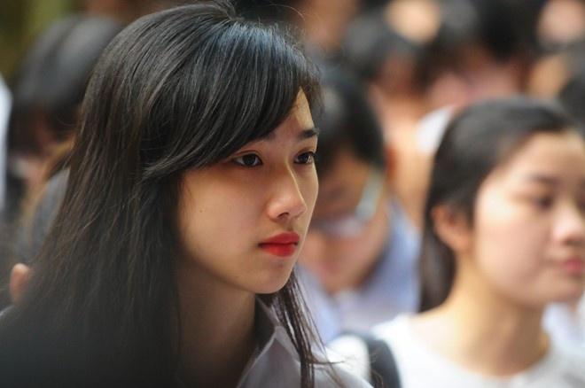 Chinh phu chi dao Bo Giao duc khong de buc xuc tuyen sinh hinh anh