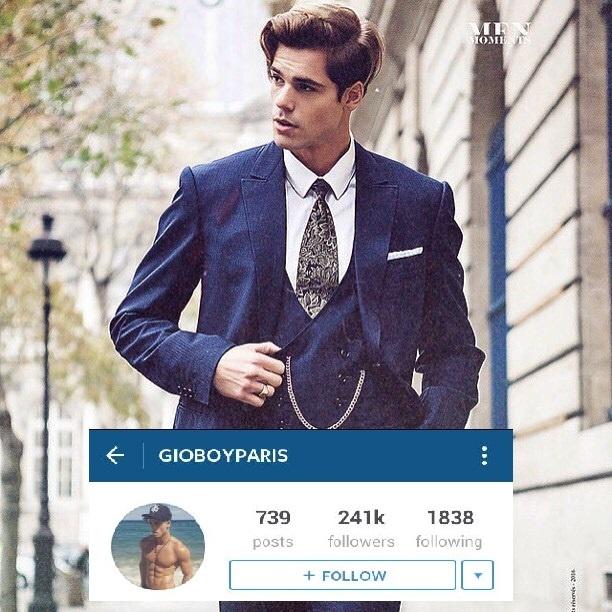 trai dep tren instagram anh 5