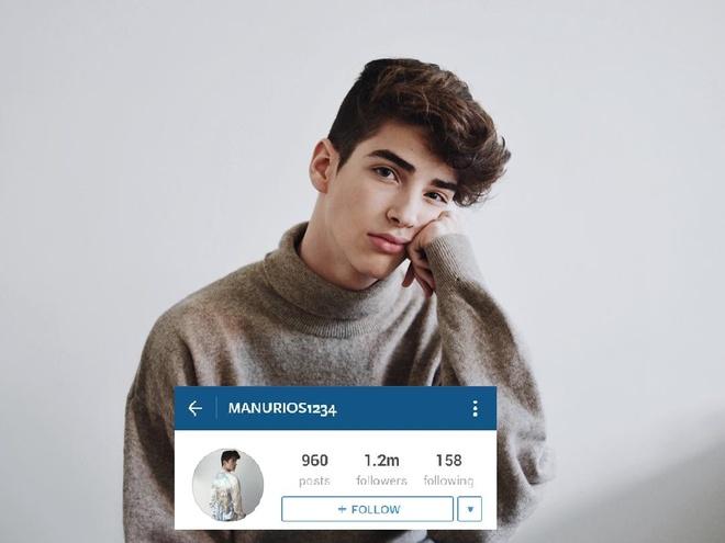 trai dep tren instagram anh 7
