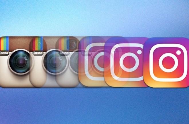 Cu dan mang che logo moi cua Instagram qua xau hinh anh
