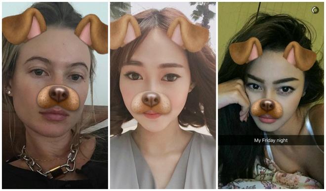 Gioi tre ro trao luu dung mang xa hoi moi Snapchat hinh anh 1