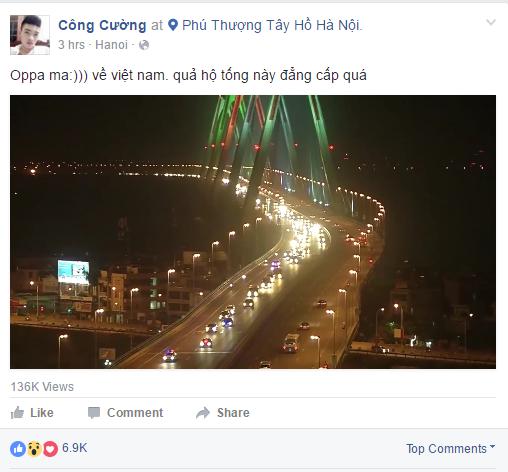Dan mang cap nhat tung phut Tong thong Obama den Viet Nam hinh anh 2