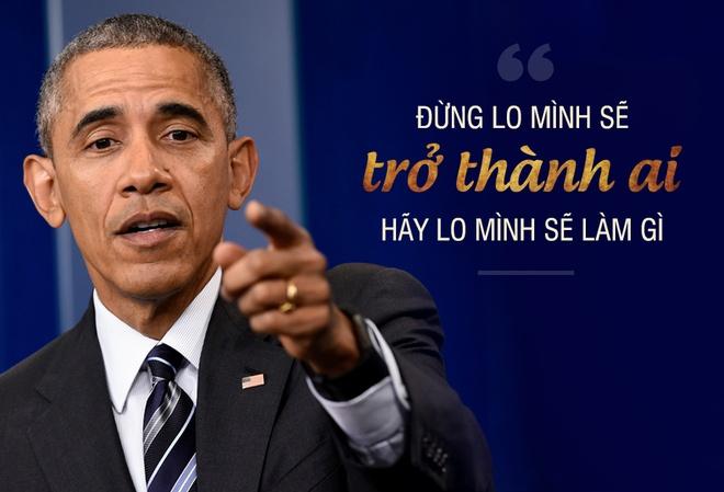 Cach Tong thong Obama truyen cam hung cho nguoi tre hinh anh