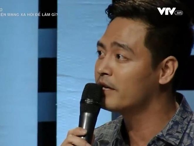 MC Phan Anh chia se trong chuong trinh '60 phut mo' hinh anh