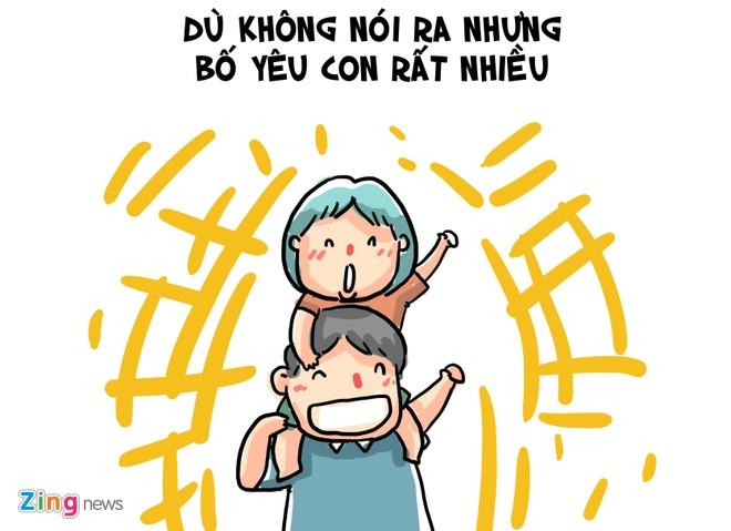 Ngay cua Cha: Nhung dieu con chua bao gio biet hinh anh