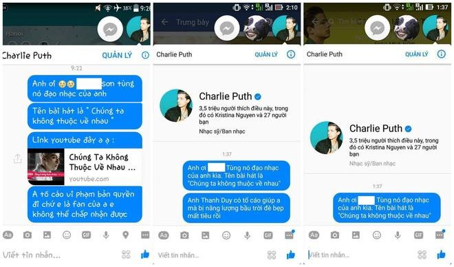 Dan mang lam loan Facebook Charlie Puth vi Son Tung M-TP hinh anh 2