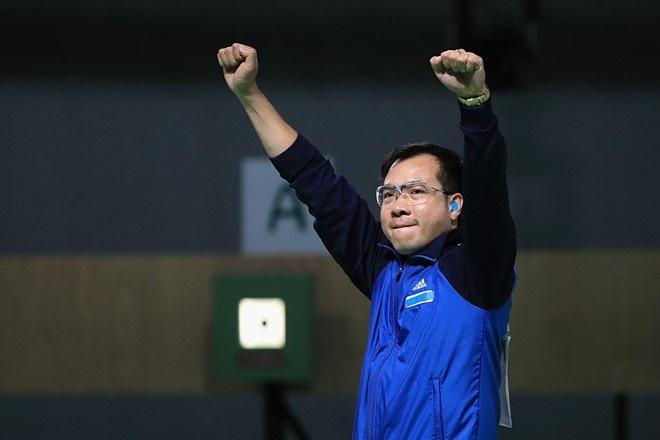Gioi tre tu hao voi tam HCB Olympic cua Hoang Xuan Vinh hinh anh 2