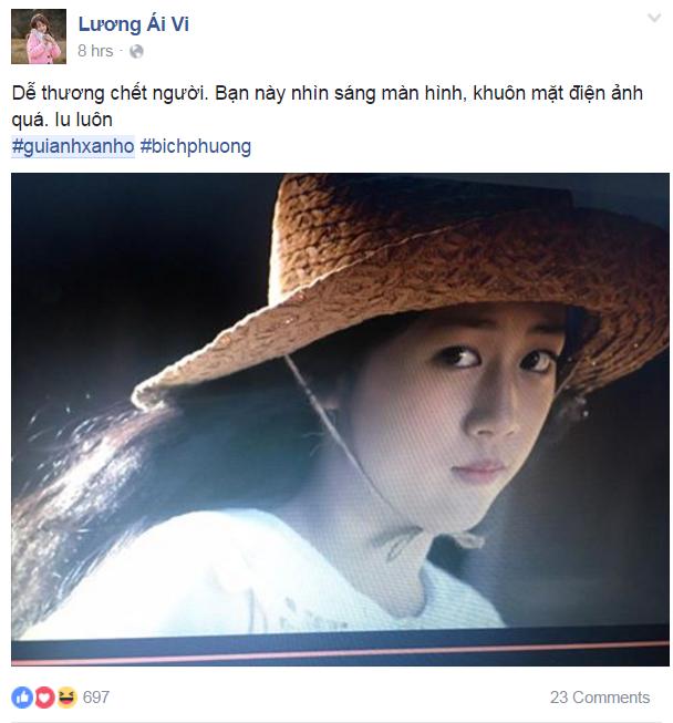 Co gai xinh dep trong MV 'Gui anh xa nho' cua Bich Phuong hinh anh 2
