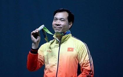 Gioi tre tu hao voi tam HCB Olympic cua Hoang Xuan Vinh hinh anh