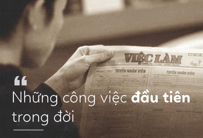 7 cong viec dau tien trong doi chi co o gioi tre Viet Nam hinh anh