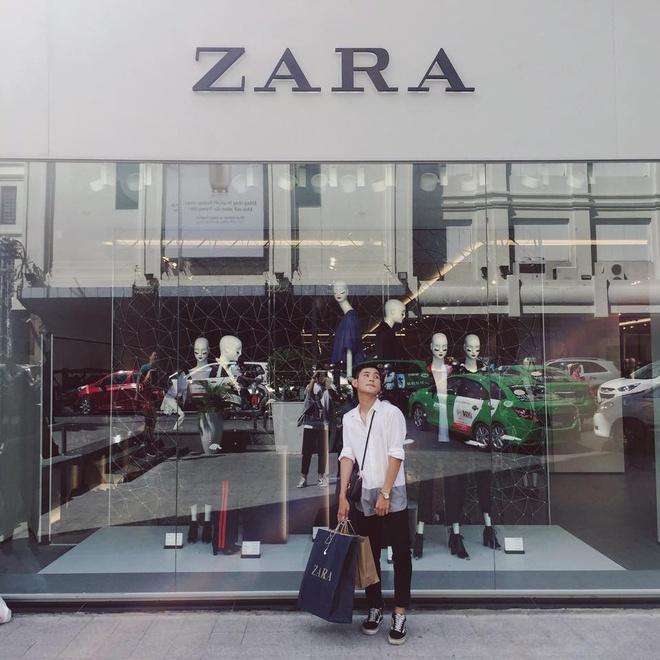 Gioi tre san sang xep hang mua do o Zara Viet Nam hinh anh 3