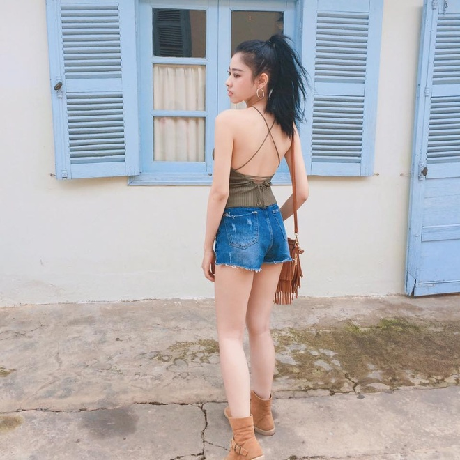 Hot girl Sai Gon xuat hien trong quang cao cung Truong Giang hinh anh 7