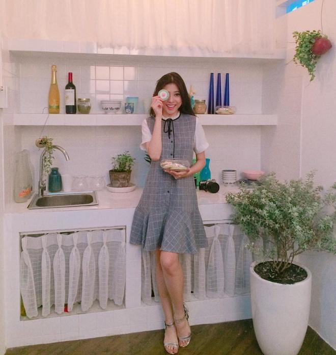 Hot girl Sai Gon xuat hien trong quang cao cung Truong Giang hinh anh 3