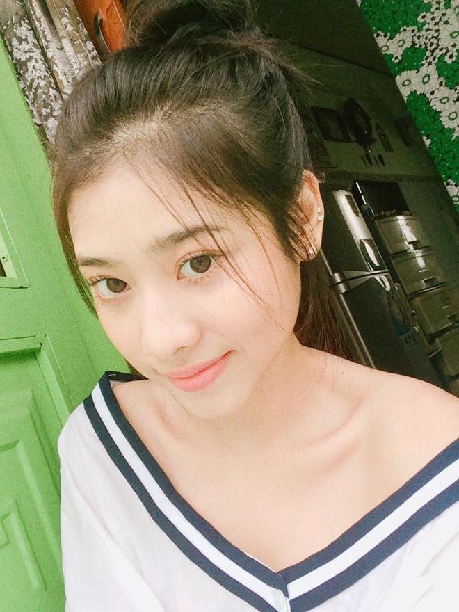 Hot girl Sai Gon xuat hien trong quang cao cung Truong Giang hinh anh 12