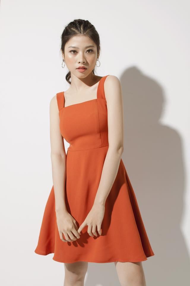 Hot girl Sai Gon xuat hien trong quang cao cung Truong Giang hinh anh 5
