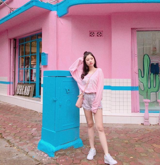 Hot girl Sai Gon xuat hien trong quang cao cung Truong Giang hinh anh 6
