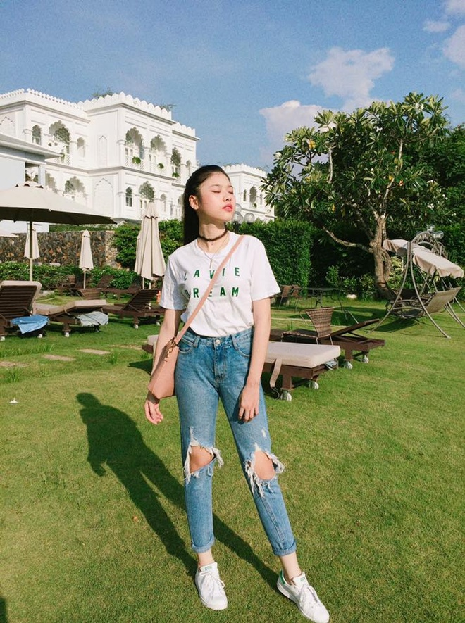 Hot girl Sai Gon xuat hien trong quang cao cung Truong Giang hinh anh 11