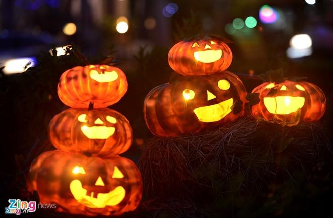 Halloween o Sai Gon anh 2