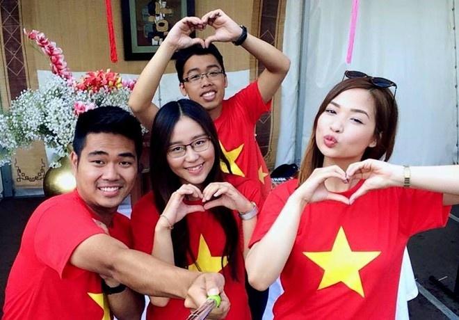 Viet Nam dung dau Dong Nam A ve so du hoc sinh tai Hoa Ky hinh anh