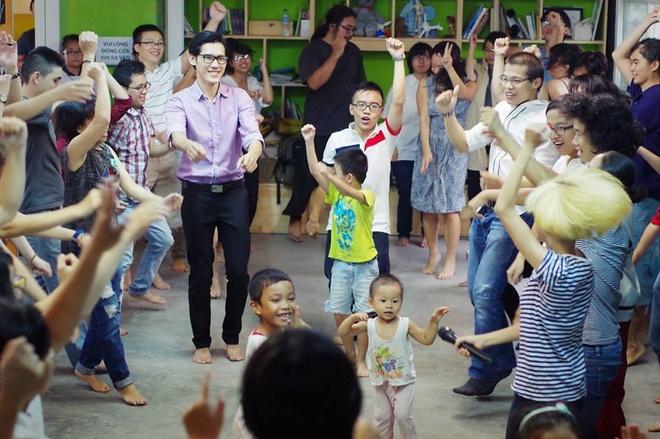 Lop hoc mang ten Toa Tau o Sai Gon: Khong can hoc sinh gioi hinh anh 3