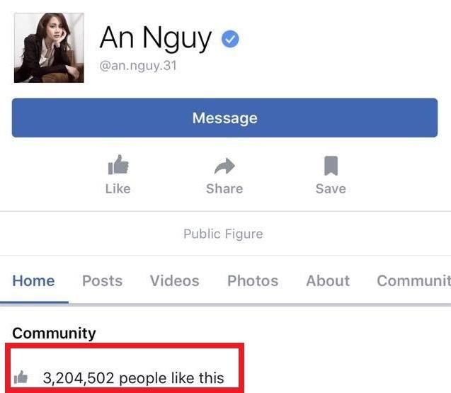 Nhung Facebook nguoi noi tieng co luong theo doi lon hinh anh 2