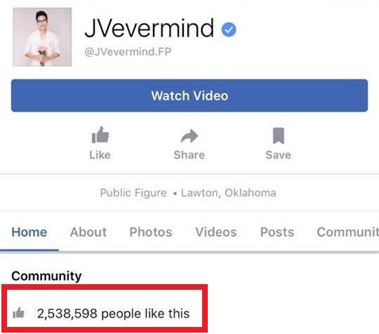 Nhung Facebook nguoi noi tieng co luong theo doi lon hinh anh 4