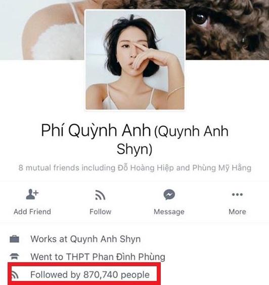 Nhung Facebook nguoi noi tieng co luong theo doi lon hinh anh 9