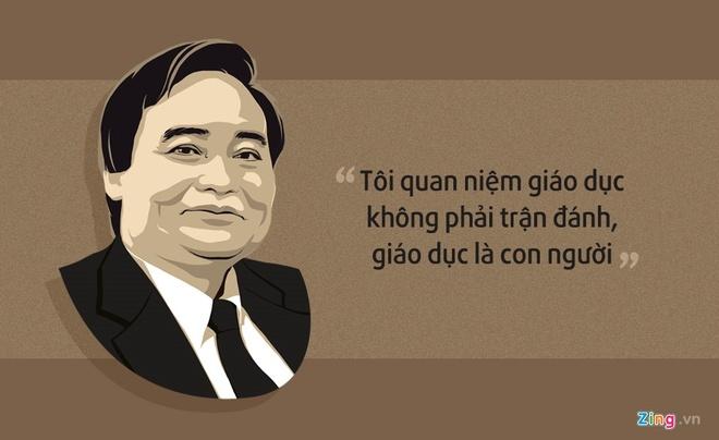 Bo truong Phung Xuan Nha: Quy hoach lai giao duc dai hoc hinh anh 2