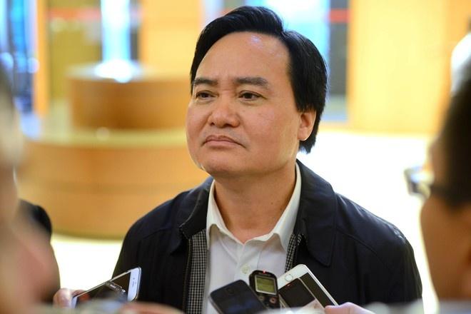 Bo truong Phung Xuan Nha: Quy hoach lai giao duc dai hoc hinh anh