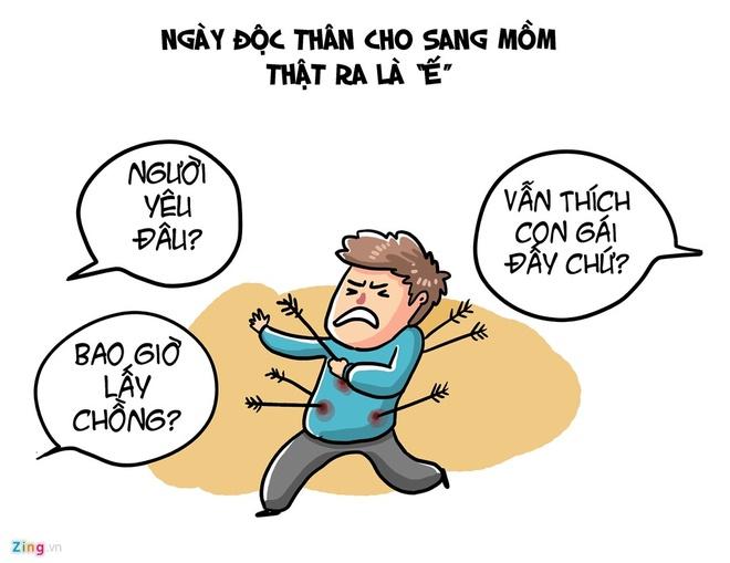 'Bao gio lay chong' va noi so Tet cua cac co gai hinh anh 1