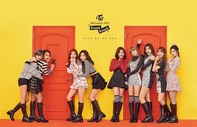 TWICE tung teaser cho hit dau tien cua nam 2017 hinh anh 3