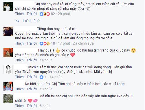Giu loi hua voi fan, My Tam cover 'Phia sau mot co gai' hinh anh 1