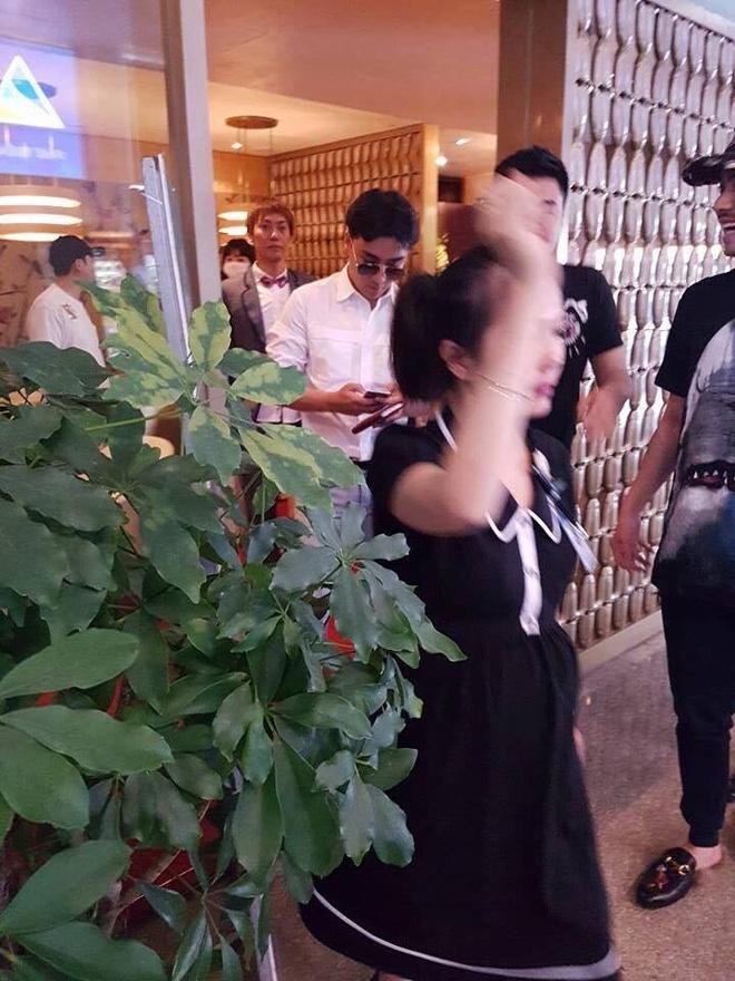 Fan Big Bang phan khich vi Seungri co mat tai Da Nang hinh anh 2