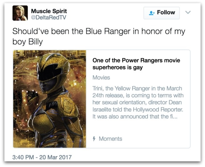 Power Rangers anh 8