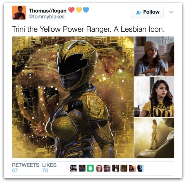 Power Rangers anh 7