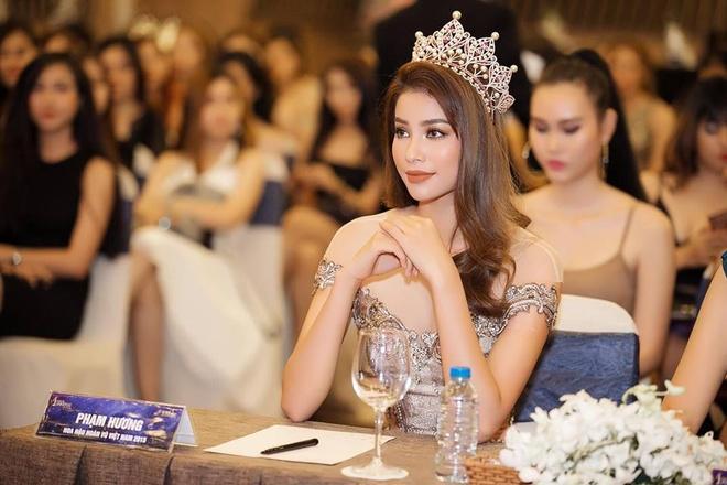 Hoa hau Pham Huong phat hanh single dau tay hinh anh 1