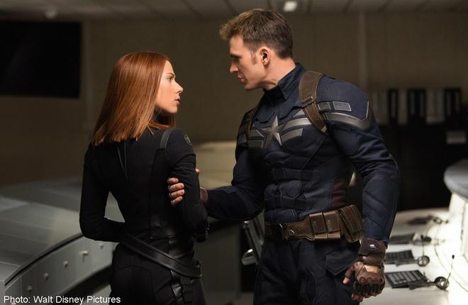 Chris Evans va Scarlett Johansson bi mat yeu nhau? hinh anh 1