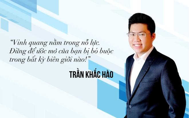 Chang trai Viet tu thuc tap sinh tro thanh giam doc cua P&G hinh anh