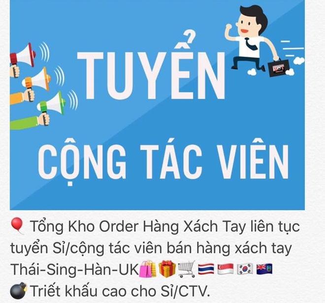 Cong tac vien ban hang online: Kieu kinh doanh khong von hut nguoi tre hinh anh 1