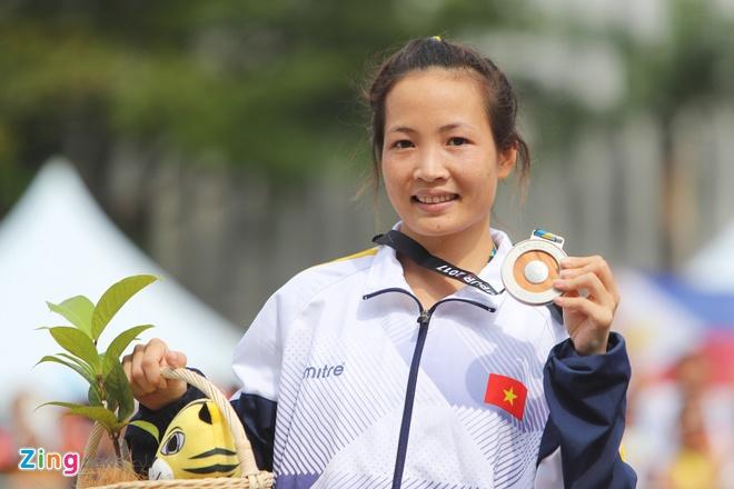 Hoang Thi Thanh: 'Toi xin loi vi khong lay duoc vang' hinh anh 2
