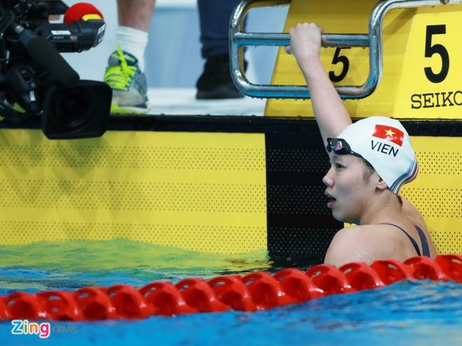 Anh Vien gianh HCB 200 m tu do tai AIMAG 2017 hinh anh 1