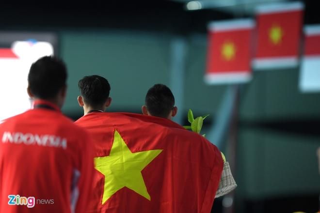 Nguyen Huy Hoang, tu cau be lang chai thanh ky luc gia boi o SEA Games hinh anh 3