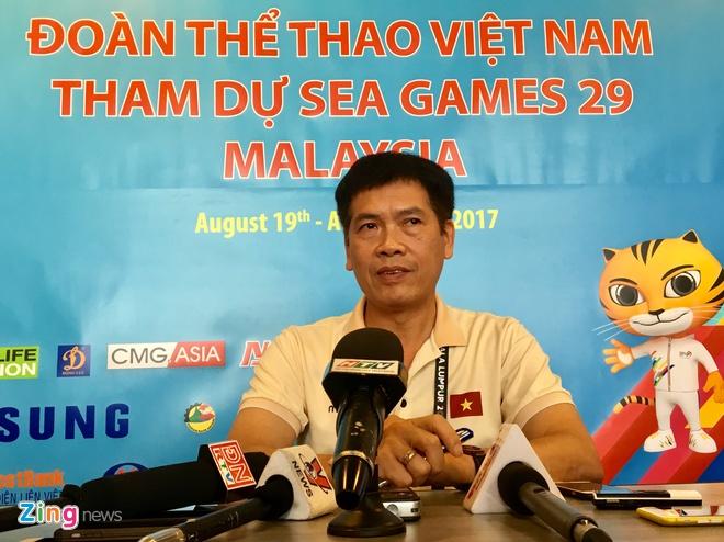 'VDV nu dong gop 2/3 so HCV cua Viet Nam tai SEA Games 29' hinh anh 1