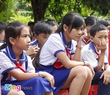 Giao vien Da Nang boc tham de tranh tinh trang 'chay lop' hinh anh