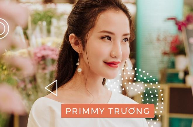 Primmy Truong: 'Minh biet chuyen gi se xay ra khi yeu Phan Thanh' hinh anh