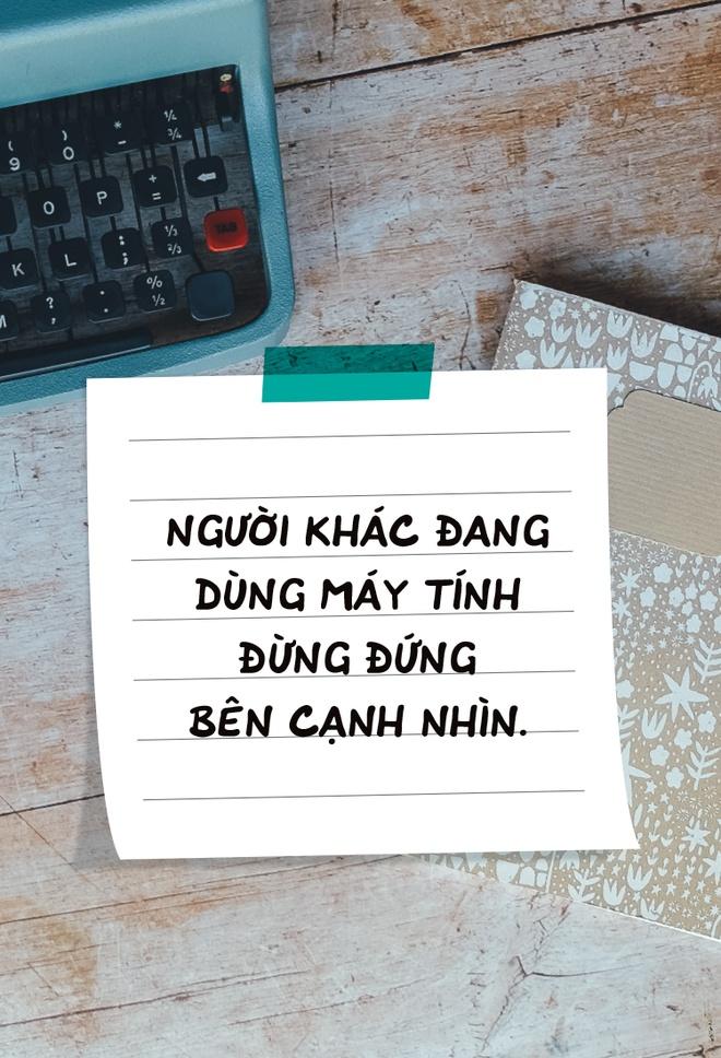 Hay la mot nguoi tot bang cach co gang lam theo nhung dieu sau hinh anh 2