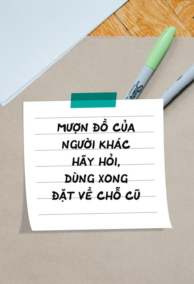 Hay la mot nguoi tot bang cach co gang lam theo nhung dieu sau hinh anh 6