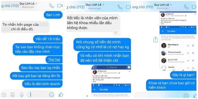 Shark Khoa: 'Lam gi co chuyen toi khong the tra 3 trieu tien hoa' hinh anh 2