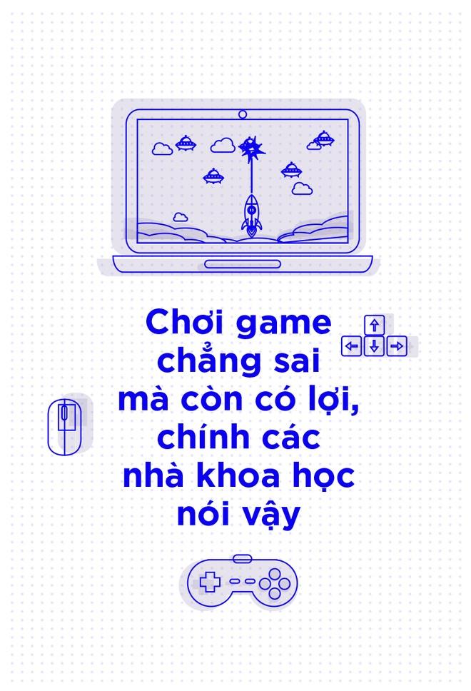 Choi game chang hai ma con co loi, chinh cac nha khoa hoc noi vay hinh anh 1